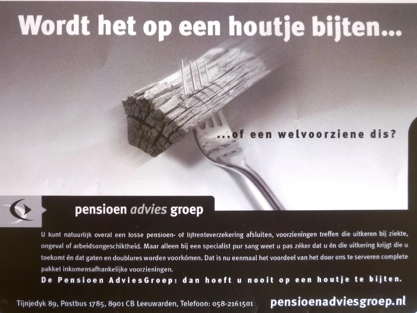 Pensioen Adviesgroep
